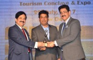 Sandeep Marwah Honored for his Contribution to Film Tourism
