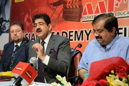 Inauguration of 96th Batch of Asian Academy of Film And Television