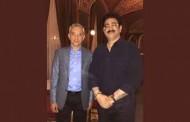 Sandeep Marwah Met Indian Ambassador to Hungary