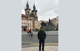 Prague Is A City of Historical Monuments -Sandeep Marwah