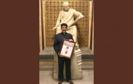Sandeep Marwah Addressed at House of Commons at British Parliament