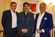 Indo Cyprus Cultural Forum Appreciated by Nicos Tornaritis