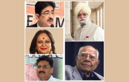 Sandeep Marwah on The Board of Forum of Safe Schools
