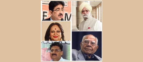 Sandeep Marwah on The Board of Forum of Safe Schools