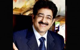 Sandeep Marwah Nominated President of 10th Global Film Festival