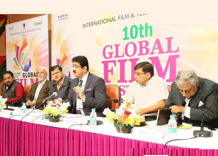 Development of New Cinema –Discussed at 10th Global Film Festival