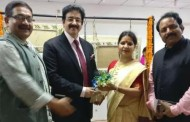 Sandeep Marwah Inaugurated Art and Culture Exhibition at New Delhi