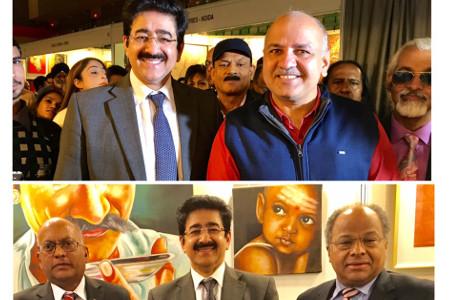 Indian Art Festival Inaugurated in Delhi