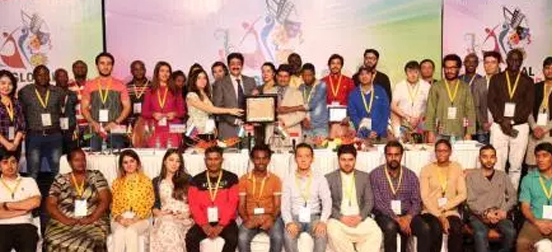 Sandeep Marwah Titled as Global Art And Cultural Minister at GACS