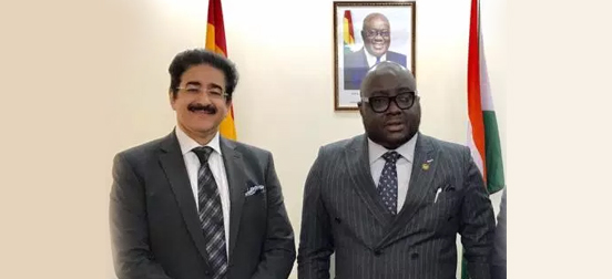 India And Ghana Will Promote Art And Culture Together