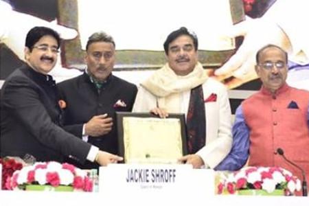 Hindi Cinema Gaurav Samman to Jackie Shroff