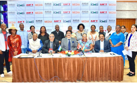 India And Lesotho Believes in Cultural Diplomacy- Sandeep Marwah