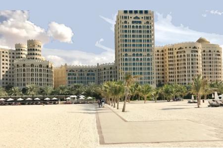 Sandeep Marwah Visited Ras Al Khaimah in UAE