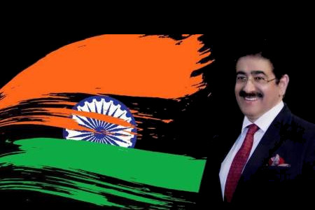 Sandeep Marwah Congratulated The Nation on Republic Day