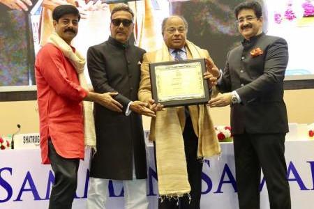 Hindi Cinema Samman for Ambassador of Bulgaria