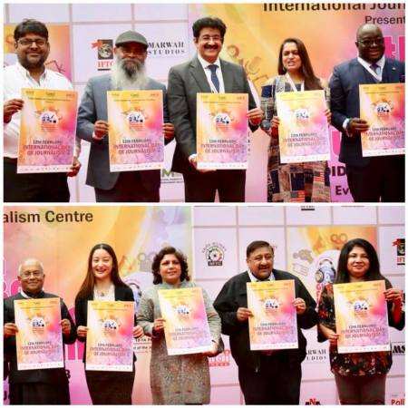 Poster of International Journalism Day Released at GGJN