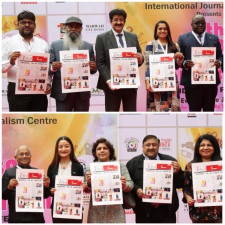 News Letter of 6th Global Festival of Journalism Released