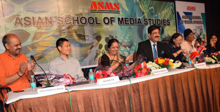 Workshop by Film Makers From Singapore at AAFT