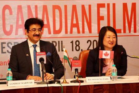 AAFT and the High Commission of Canada celebrate National Canadian Film Day 2018