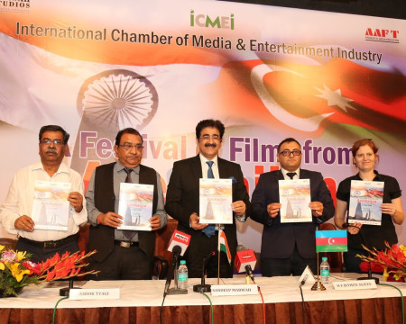 Indo Azerbaijan Cultural Forum Launched at ICMEI
