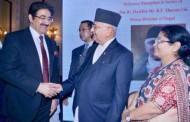 INFCF President Met Prime Minister of Nepal