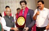 Sandeep Marwah Honored With Bihar Gaurav Samman