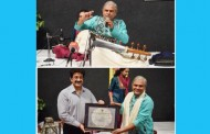 Workshop by Pandit Biswajit Roy Chaudhary at AAFT