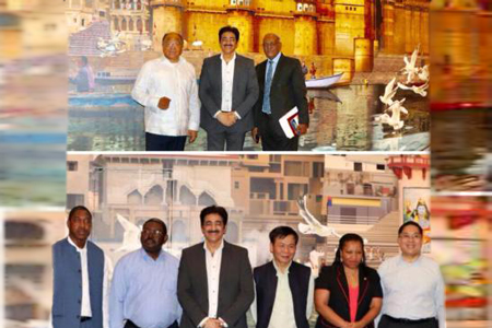A Trip To Varanasi Was Great Success – Sandeep Marwah
