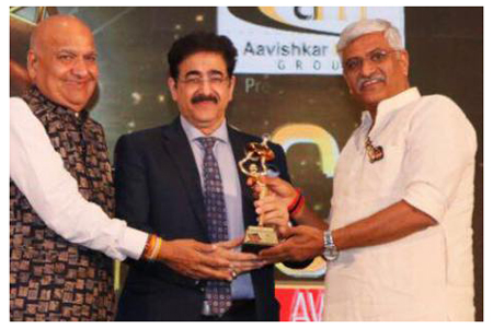 Sandeep Marwah Honored With 9th BCS Ratna Award