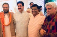 Sandeep Marwah Extended Gratitude to Senior Film Makers