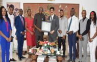 Sandeep Marwah Honored for His Services to Indo Nigerian Relations