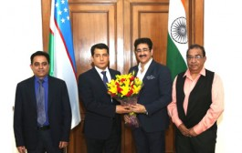 Indo Uzbekistan Film And Cultural Association Formed
