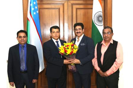 Indo Uzbekistan Film And Cultural Association Formed
