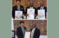 Bothata Tsikoane Patron to Indo Lesotho Cultural Association