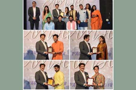 ASMS Cinema Awards at Marwah Studios