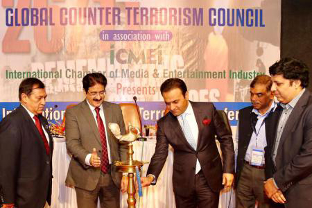 ICMEI And GCTC Invited Delegates to Speak on World Peace