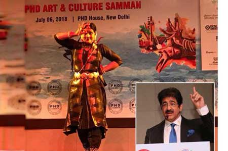 Art and Culture Committee of PHDCCI Organized Dance Recital