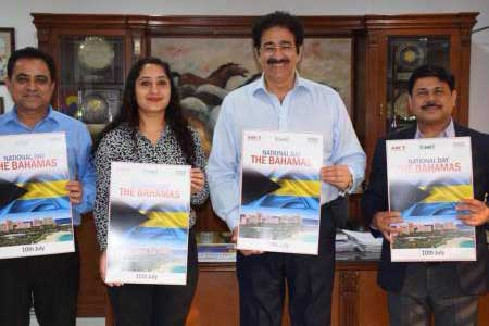 ICMEI Extends Congratulatory Message to Country of Bahamas