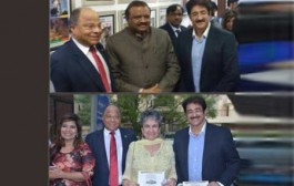 National Day of Venezuela Attended by IVFCF Chairman Marwah