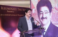 Sandeep Marwah Spoke on Spirituality at Magika Function