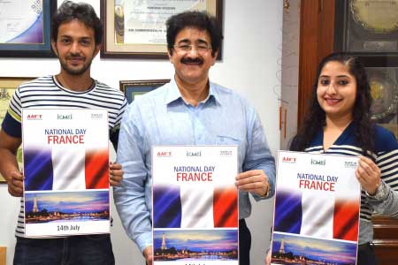 ICMEI Extends Greets to France on National Day