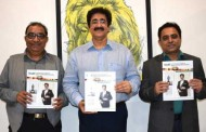 Fifteenth Issue of ICMEI News Letter Released at Marwah Studios