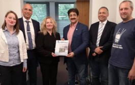 Sandeep Marwah Visited Research Institute of Bavaria