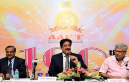 Sandeep Marwah Addressed The 100th Batch of AAFT
