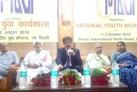 Sandeep Marwah Nominated Patron to Nishtha