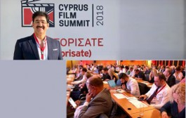 Sandeep Marwah Represented India in Cyprus Film Summit