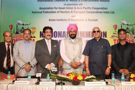Summit on Uniting Asian Countries Through Tourism at AAFT