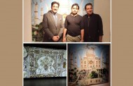 Painting Exhibition of Tauseef khan Inaugurated