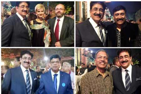 Sandeep Marwah Invited For United Nations Day
