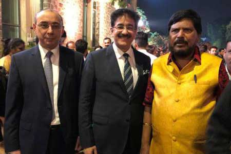 Now We Are Part of United Nations- Sandeep Marwah